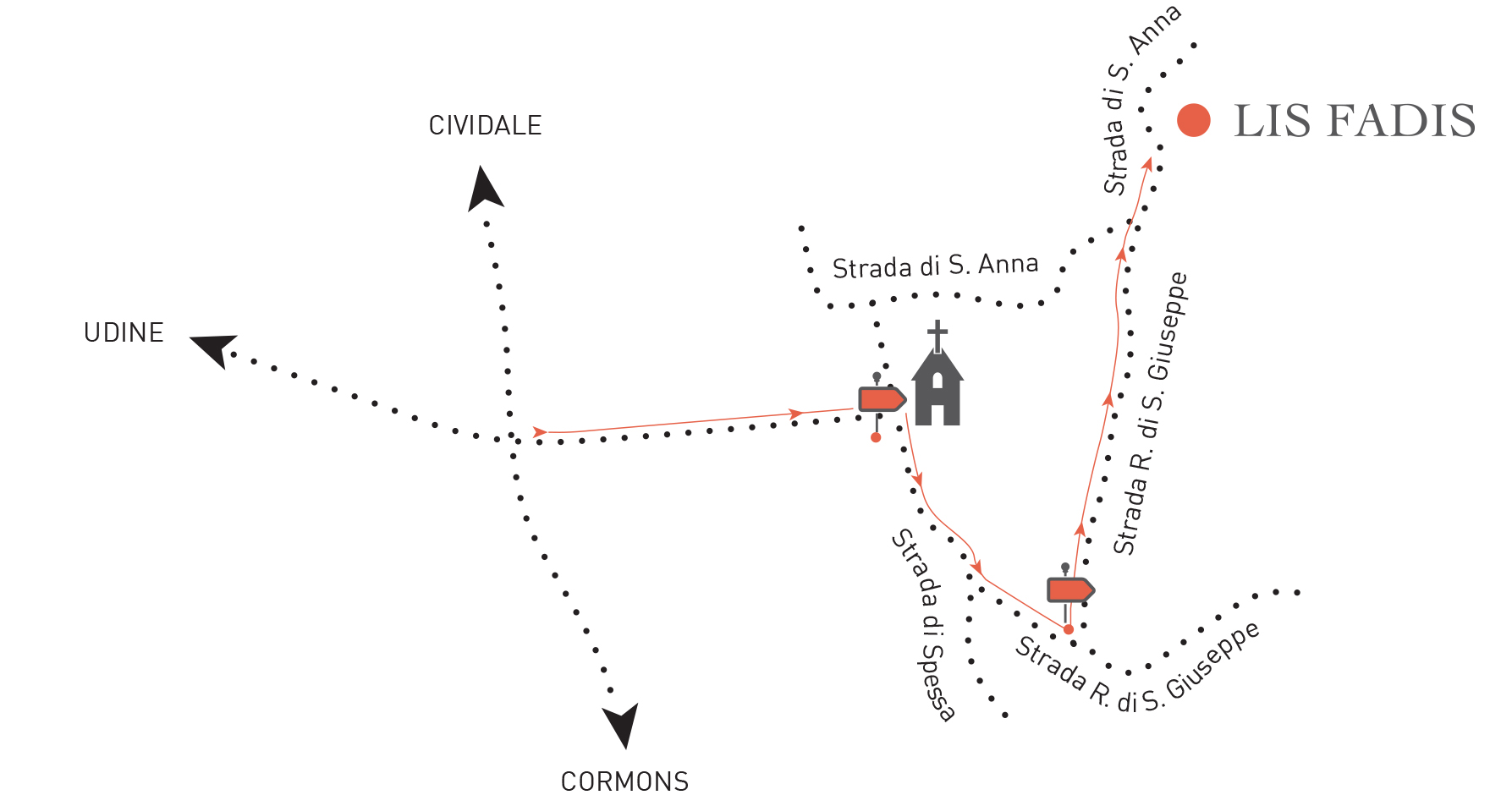 Lis fadis mappa